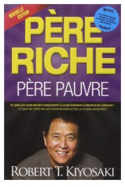 Geneva Trade Center - Livres pour débuter en trading - Père riche père pauvre