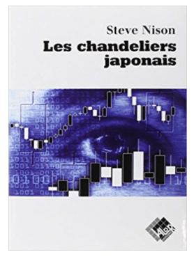 Geneva Trade Center - Livres pour débuter en trading - Les chandeliers japonais
