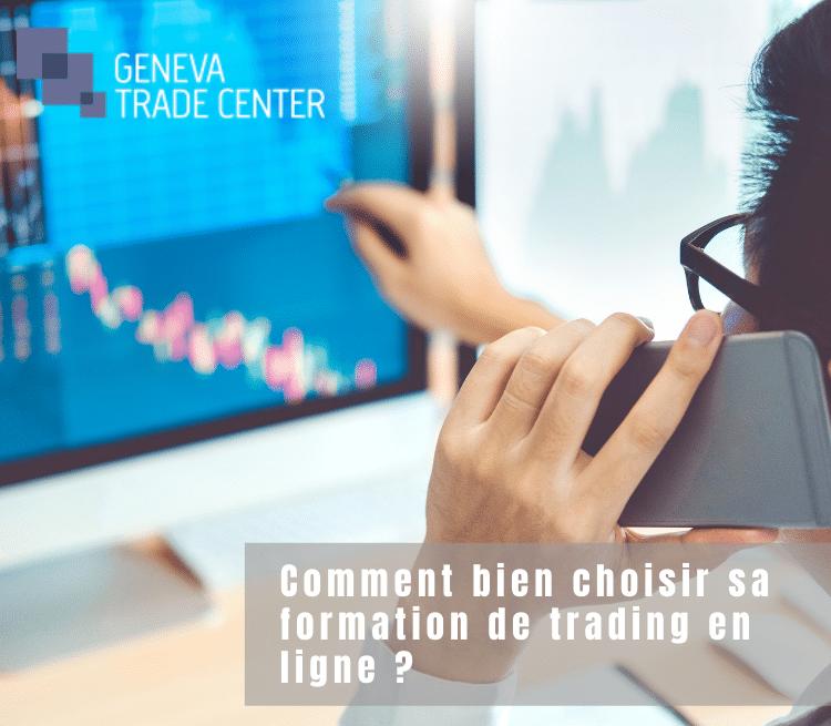 Bien choisir sa formation de trading en ligne