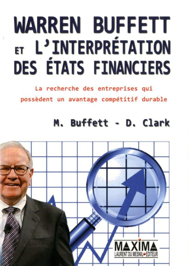 warren buffet interpretation des états financiers