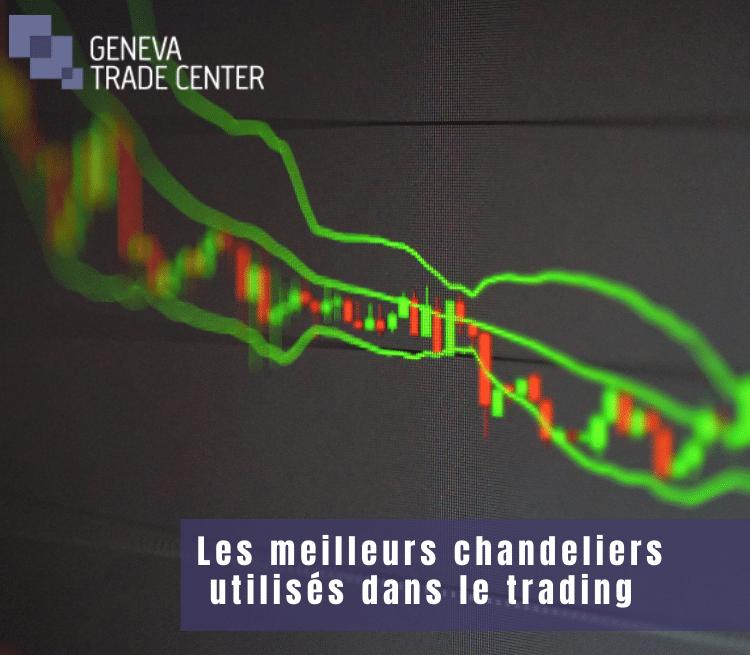 Les meilleurs chandeliers utilisés dans le trading
