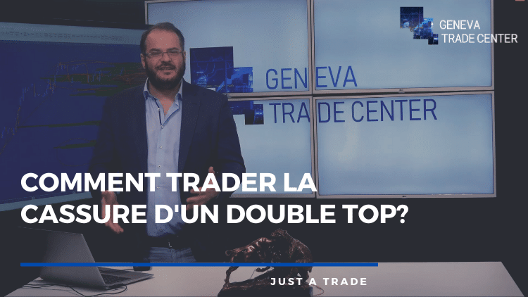 Comment trader la cassure d'un double top ?