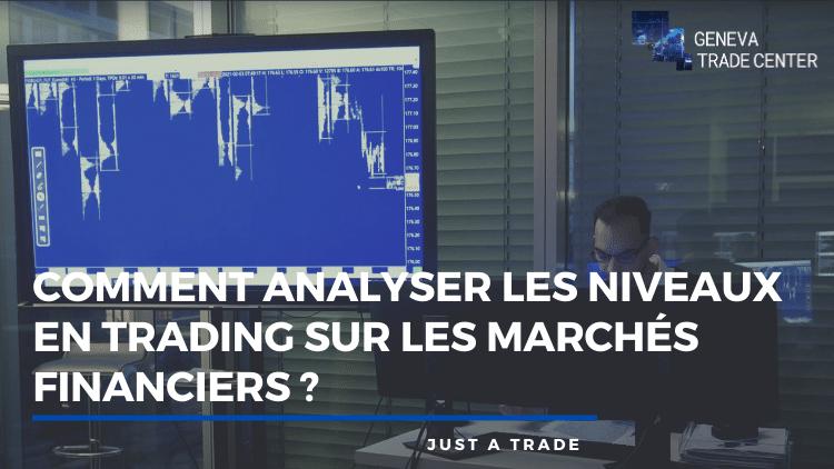 Comment analyser les niveaux en trading sur les marchés financiers ?