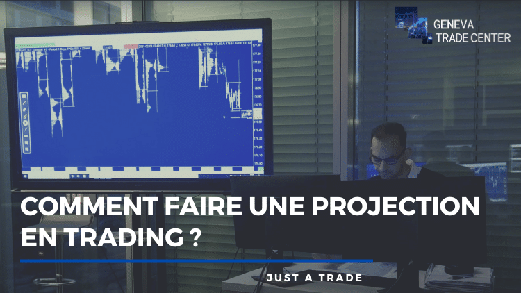 Comment faire une projection en trading ?