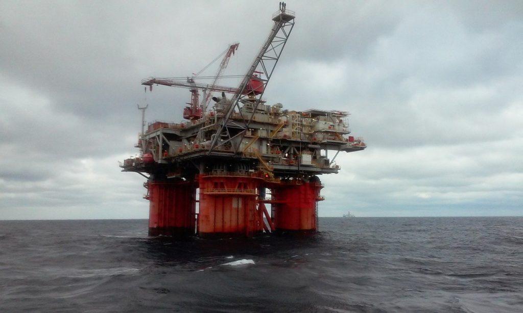 indicateur de production de pétrole brut