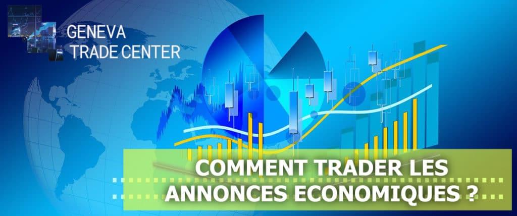 Trader les annonces avec les indicateurs macroéconomiqes