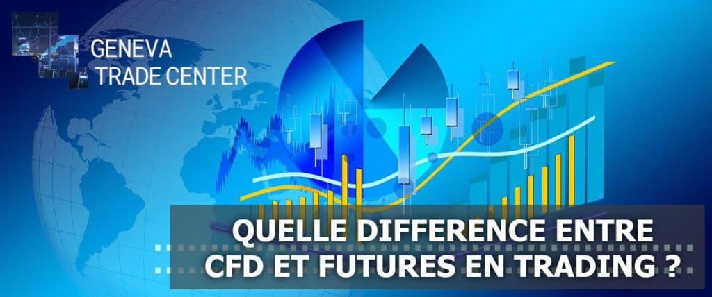 quelle différence entre cfd et future en trading